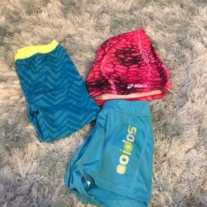 Other - Workout spandex shorts